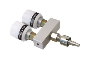 Twin Adaptor + BS Probe 50mm Straight Bar