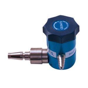 Dial Flowmeter + Fixed Probe